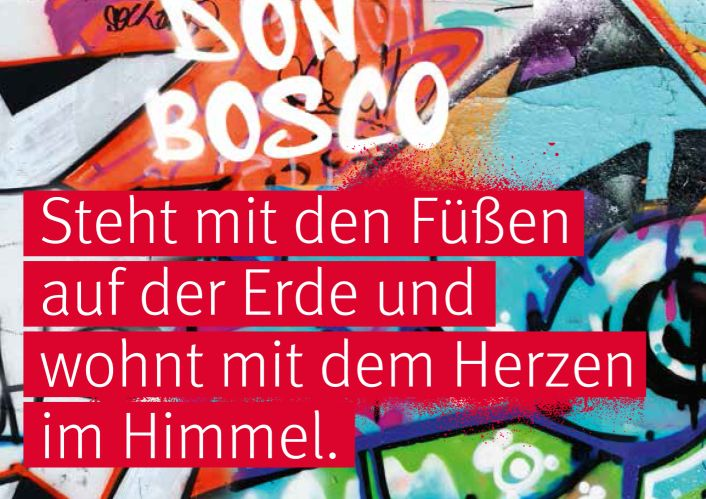 Don Bosco Himmel Erde